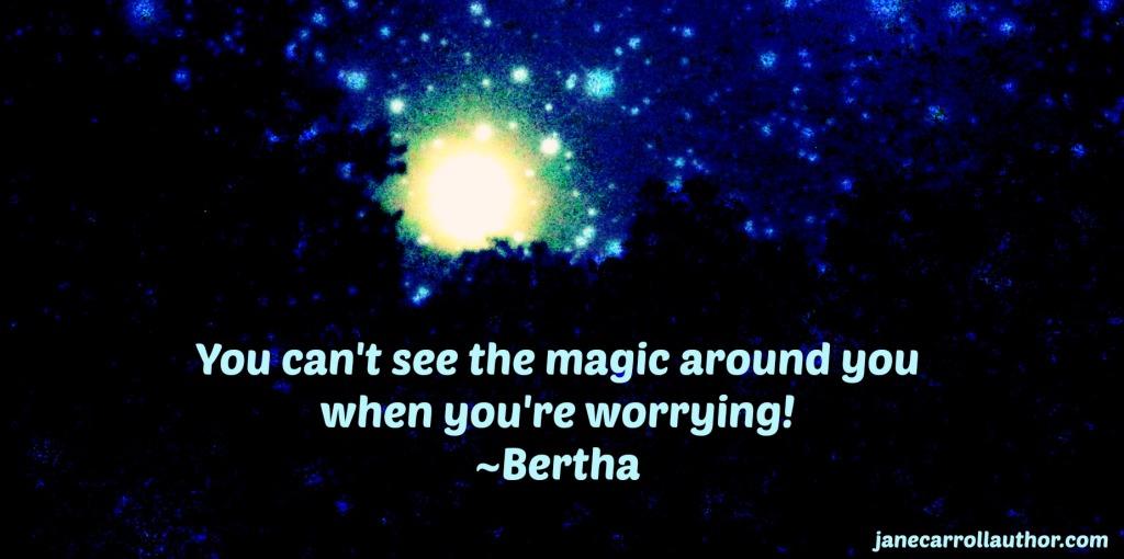 Magic Worry