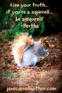 Be a Squirrell