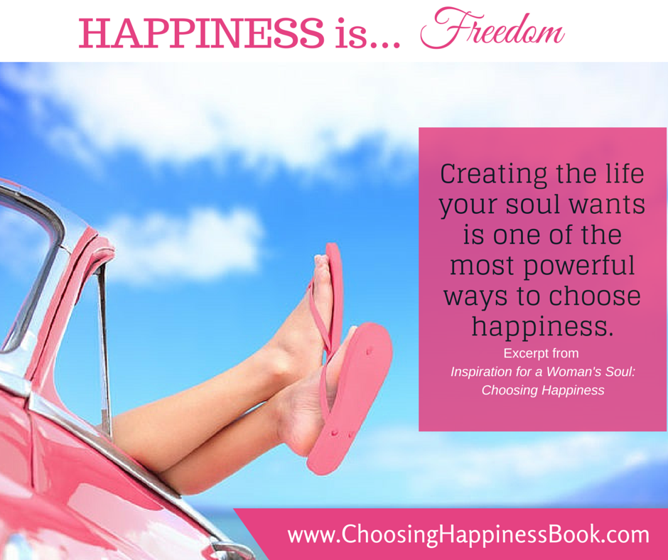 Happiness…One Choice at a Time…